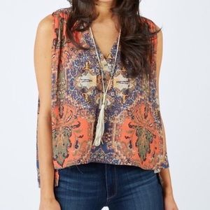 Free People Darcy Top